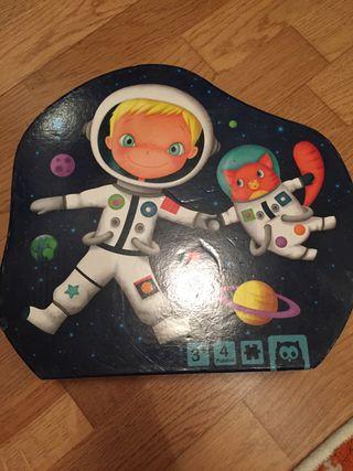 Puzzle Astronaut de Eurekakids
