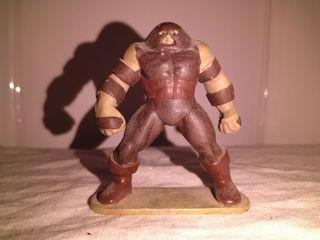 Figura de plomo Juggernaut Marvel 2004