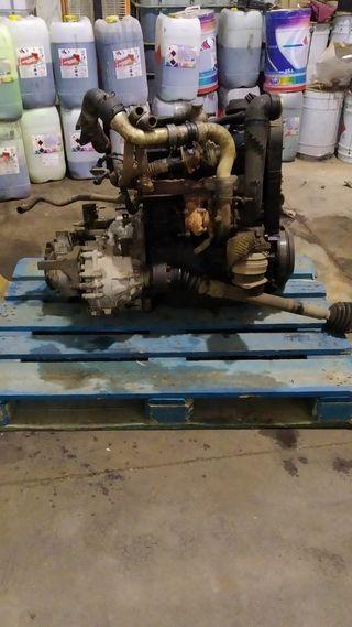 Motor 1.9 TDI