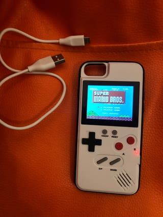 Funda gameboy IPhone 8