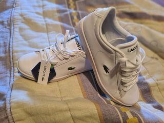 lacoste zapatillas nuevas T39