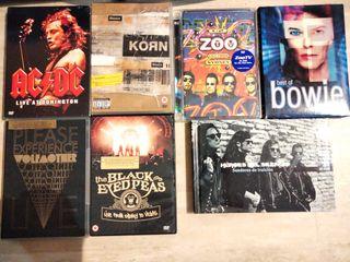 Lotazo 6 DVDs, más 1 libro-cd