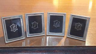 marcos de fotos plata