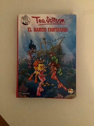 Tea Stilton: El Barco Fantasma
