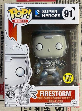 Funko Pop! Firestorm GITD nº91