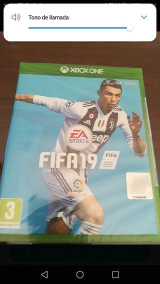 juego Xbox one precintado.