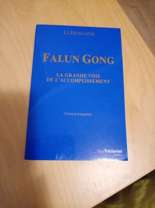 Falun Gong FRANCÉS