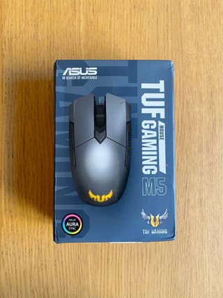 Ratón gaming Asus (TUF M5) RGB