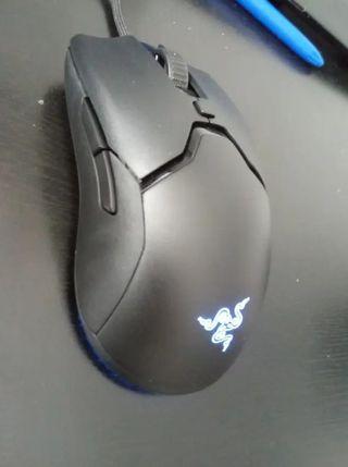 Raton gaming razer viper mini