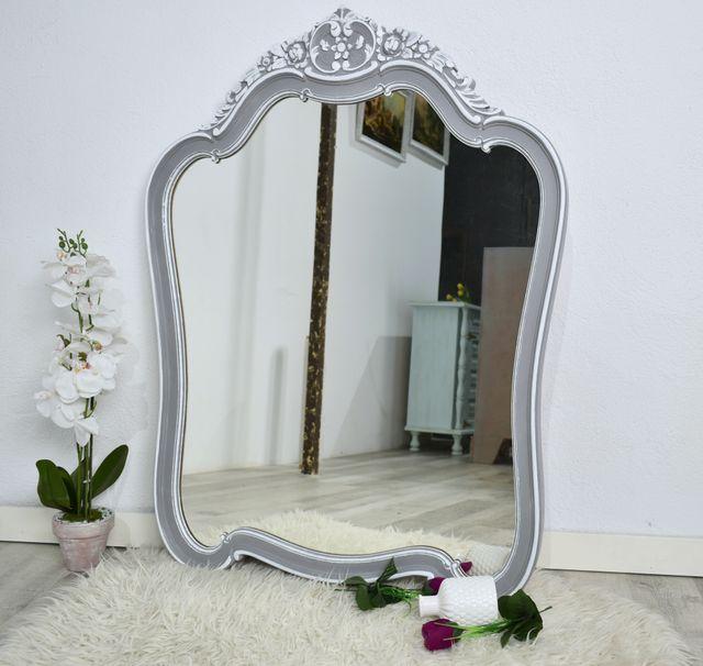 Espejo de pared restaurado vintage