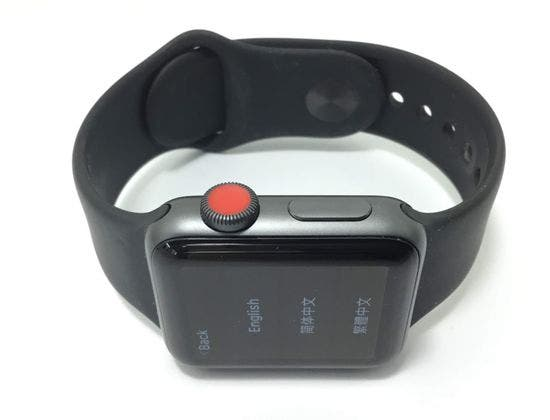 Apple Watch Series 3 38mm (Gps 4g) CC044_E467517_0