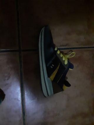 zapatillas número 35