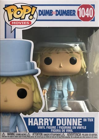 Funko Pop Harry Dunne in tux Dumb and Dumber