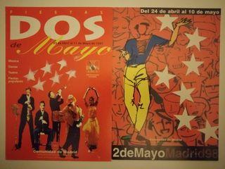 Postales ocio y música finales 90