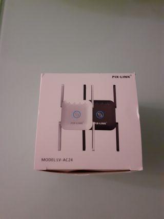 Repetidor wifi dual. Para 5G y 2G