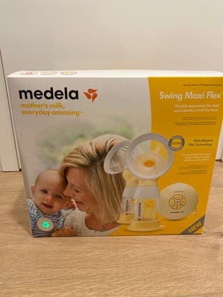 Sacaleches medela swing maxi flex 2020