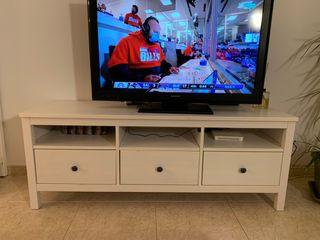 Mueble TV Hemnes de ikea