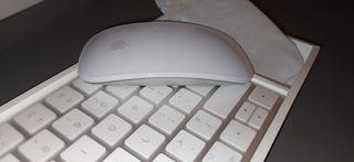 Ratón y teclado Apple Magic