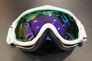 Gafas Snow/ski Cairn Visor Purple Otg Spx 3000
