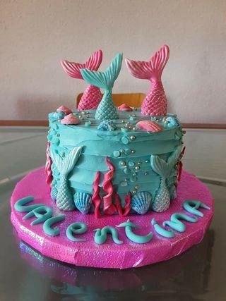 Todo tipo de decoración para tartas en fondant