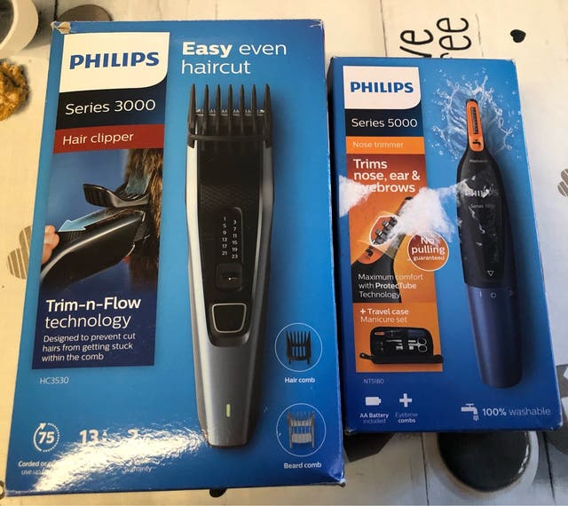 Pack dos Cortapelos Philips ( Serie 3000 y 5000)
