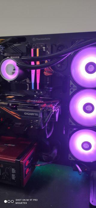 PC Gaming i7 9700 + AMD Vega 64 Ref. 0082