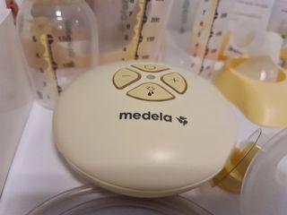 Sacaleches. Extractor de leche Medela