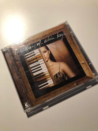 Cd Alicia Keys - The diary of Alicia Keys