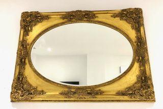 Precioso Espejo antiguo grande