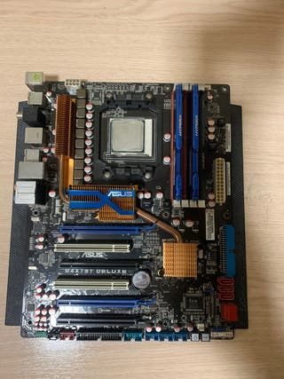 PLACA BASE ASUS M4A79T DELUXE