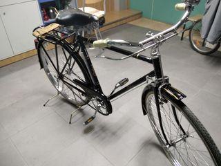 bicicleta del 1960
