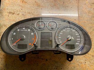 Cuadro/velocímetro Audi a3 8p Tfsi restyling