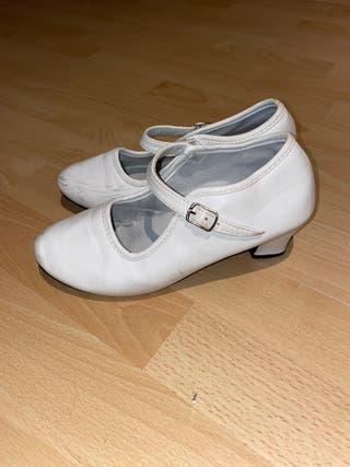 Zapatillas flamenco para entrenar 34