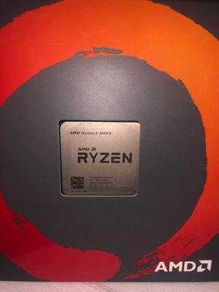 Amd Ryzen 5 2600x + B450 Tomahawk NUEVO