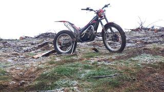Moto trial gasgas txt pro 300