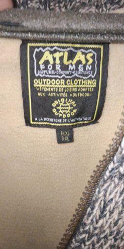 veste en laine