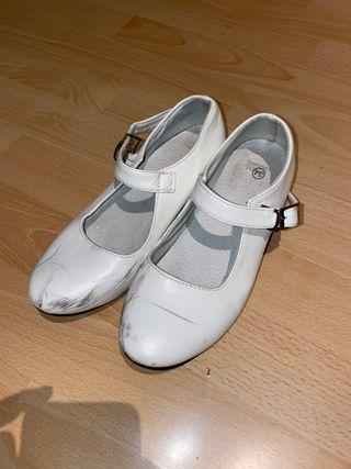 Zapatillas flamenco 32 ideal para entrenar