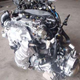Motor Fiat 500 Turbo 2012
