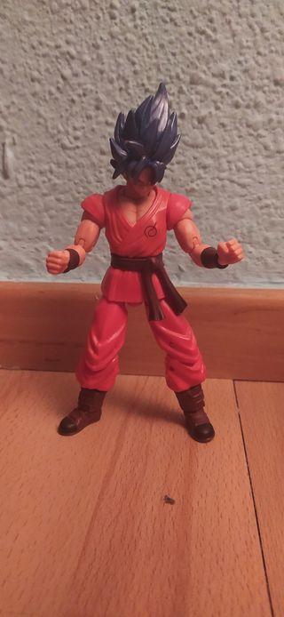 Muñeco acción articulado Goku