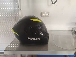 Casco integral Agv Ducati Dark Rider V2