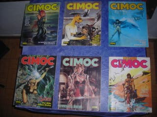 OFERTA LOTE 23 comics antiguos
