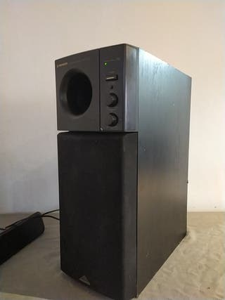 subwoofer pioneer s-w200