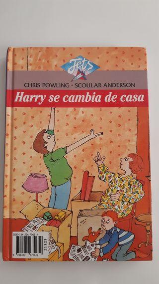Harry se cambia de casa/La fiesta de Harry.