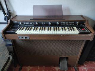órgano vintage