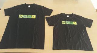 Camisetas GE NI U S