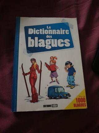 Dictionnaire de blague