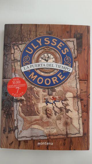 Ulysses Moore. La puerta del tiempo.