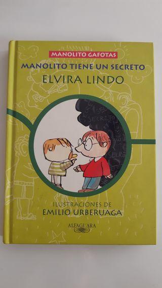 Manolito Gafotas. Manolito tiene un secreto.