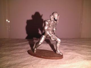 Figura de plomo Ultron tm marvel 2004
