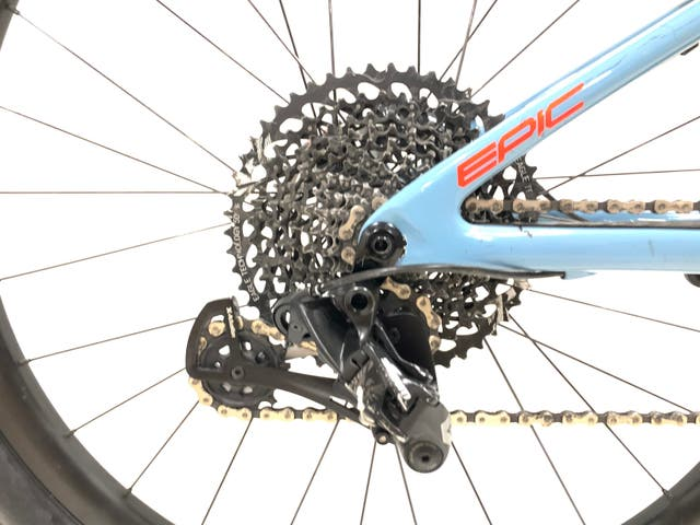 SPECIALIZED EPIC FSR EXPERT 29'' T.M GX 12V BOOST